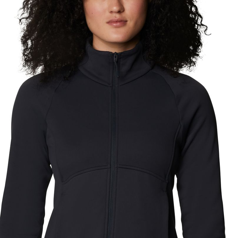 Frostzone™ Full Zip Jacket | 004 | XS Women's Frostzone™ Full Zip Jacket, Dark Storm, a2