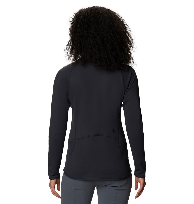 Frostzone™ Full Zip Jacket | 004 | S Women's Frostzone™ Full Zip Jacket, Dark Storm, back