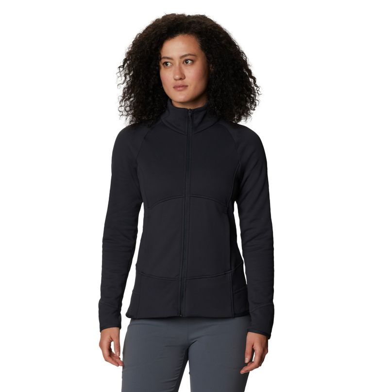 Frostzone™ Full Zip Jacket | 004 | S Women's Frostzone™ Full Zip Jacket, Dark Storm, front