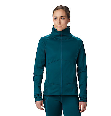 Women's Frostzone™ Full Zip Jacket Frostzone™ Full Zip Jacket | 324 | L, Dive, front
