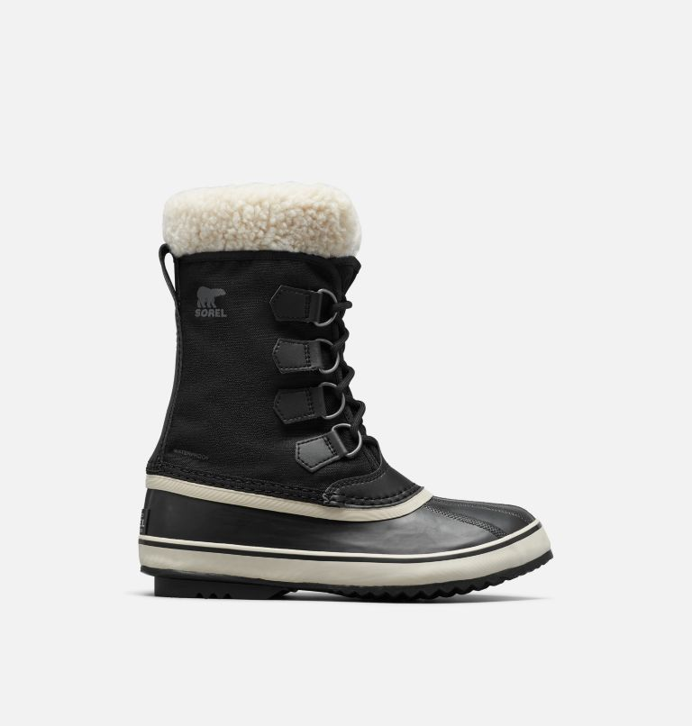 WINTER CARNIVAL™ | 011 | 5.5 Women's Winter Carnival™ Boot, Black, Stone, front