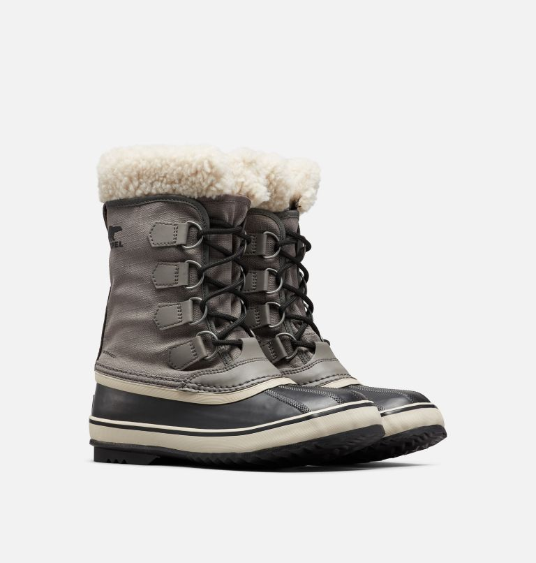WINTER CARNIVAL™ | 052 | 10 Women's Winter Carnival™ Boot, Quarry, Black, 3/4 front