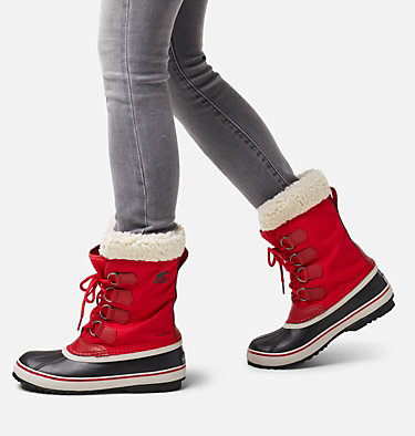 Scarponcino Winter Carnival™ da donna WINTER CARNIVAL™ | 011 | 10, Mountain Red, video