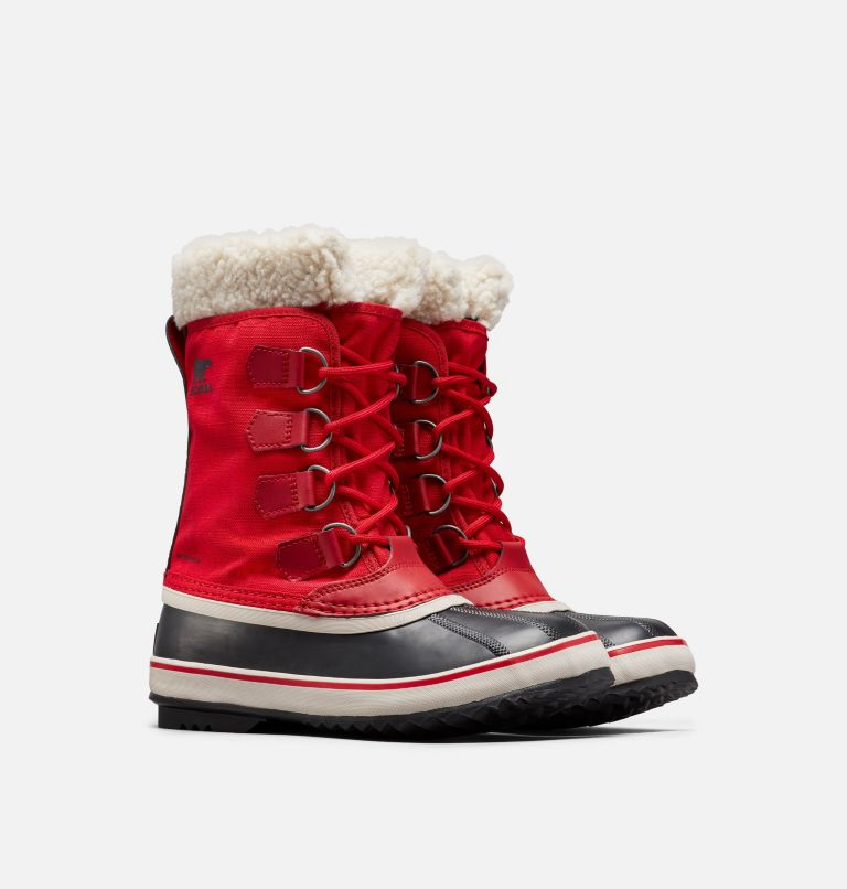 WINTER CARNIVAL™ | 613 | 5.5 Women's Winter Carnival™, Mountain Red, 3/4 front