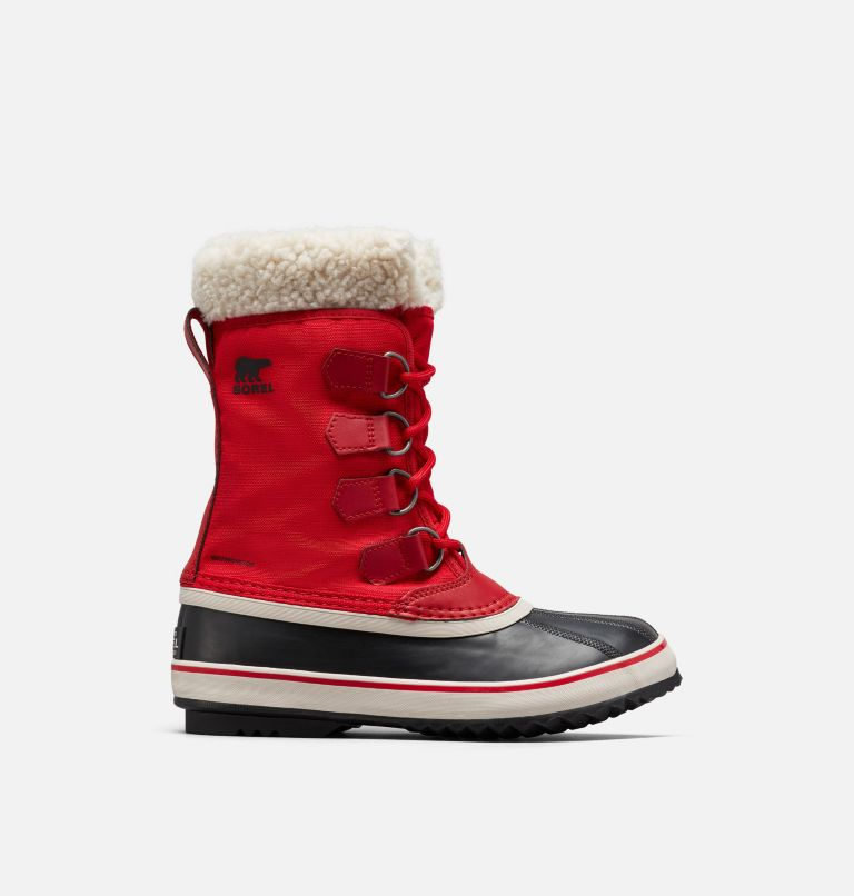 WINTER CARNIVAL™ | 613 | 5.5 Women's Winter Carnival™, Mountain Red, front