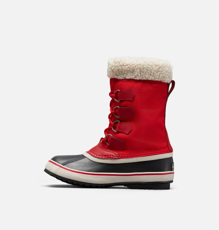WINTER CARNIVAL™ | 613 | 5.5 Women's Winter Carnival™, Mountain Red, medial
