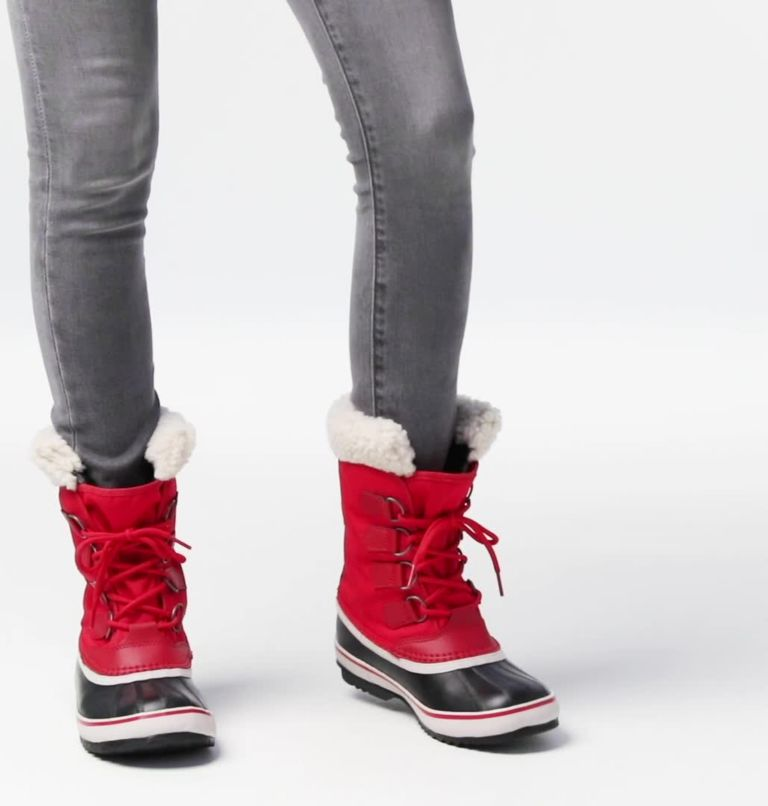 WINTER CARNIVAL™ | 613 | 11 Women's Winter Carnival™ Boot, Mountain Red, video