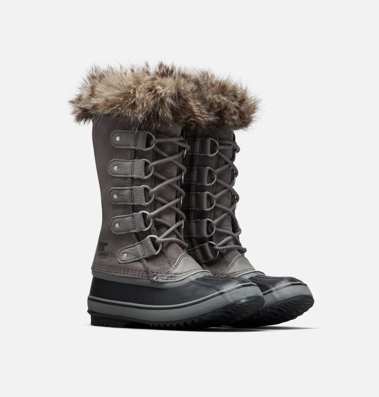 JOAN OF ARCTIC™ | 052 | 5.5 Women's Joan of Arctic™ Boot, Quarry, Black, 3/4 front