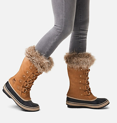 Women's Joan of Arctic™ Boot JOAN OF ARCTIC™ | 052 | 10, Camel Brown, Black, video