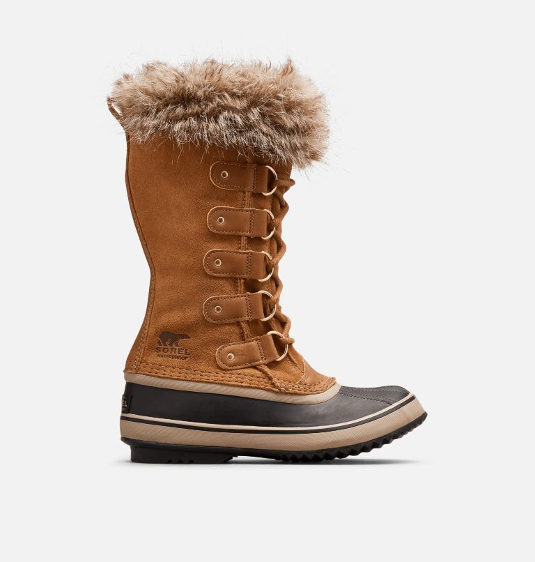JOAN OF ARCTIC™ | 224 | 8.5 Women's Joan Of Arctic™ Boot, Camel Brown, Black, front