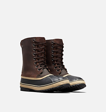 Men's 1964 Leather Boot 1964 LTR | 256 | 10, Tobacco, 3/4 front