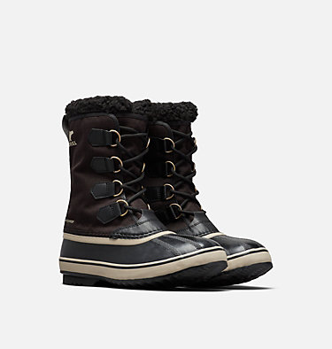 Men's 1964 Pac™ Nylon Boot 1964 PAC™ NYLON | 011 | 12, Black, Ancient Fossil, 3/4 front