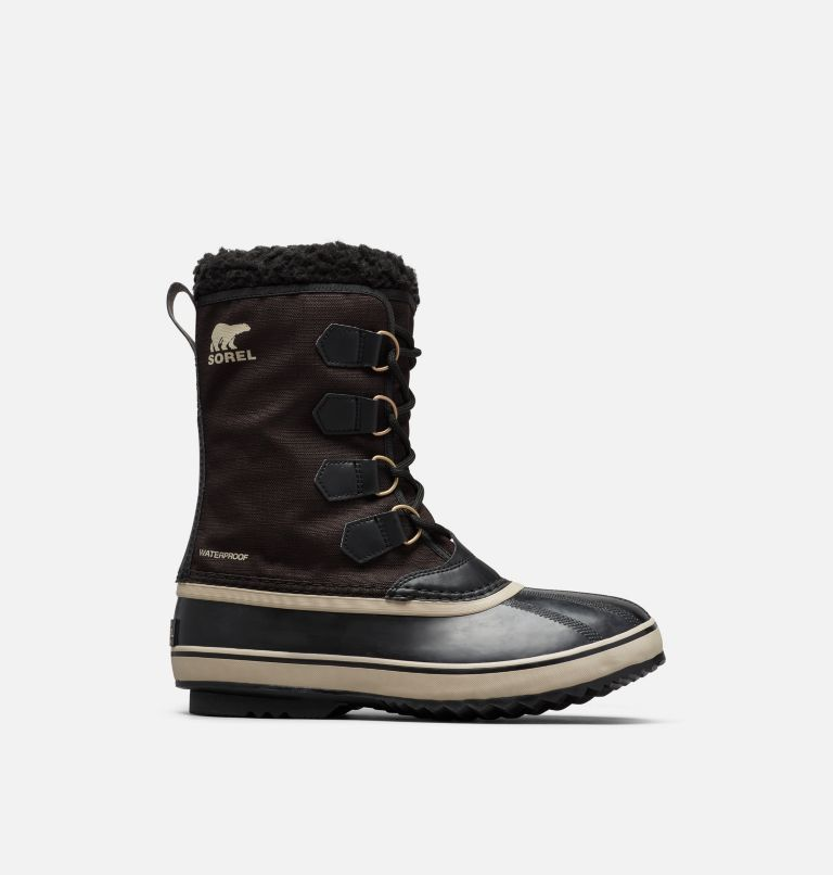 1964 PAC™ NYLON | 011 | 15 Men's 1964 Pac™ Nylon Boot, Black, Ancient Fossil, front