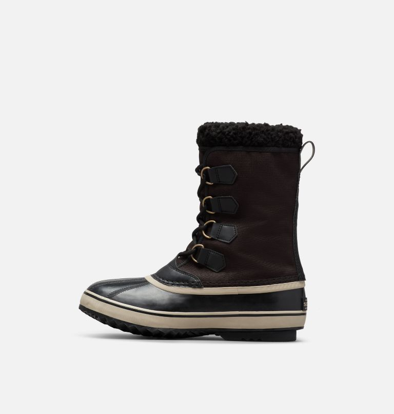 1964 PAC™ NYLON | 011 | 15 Men's 1964 Pac™ Nylon Boot, Black, Ancient Fossil, medial