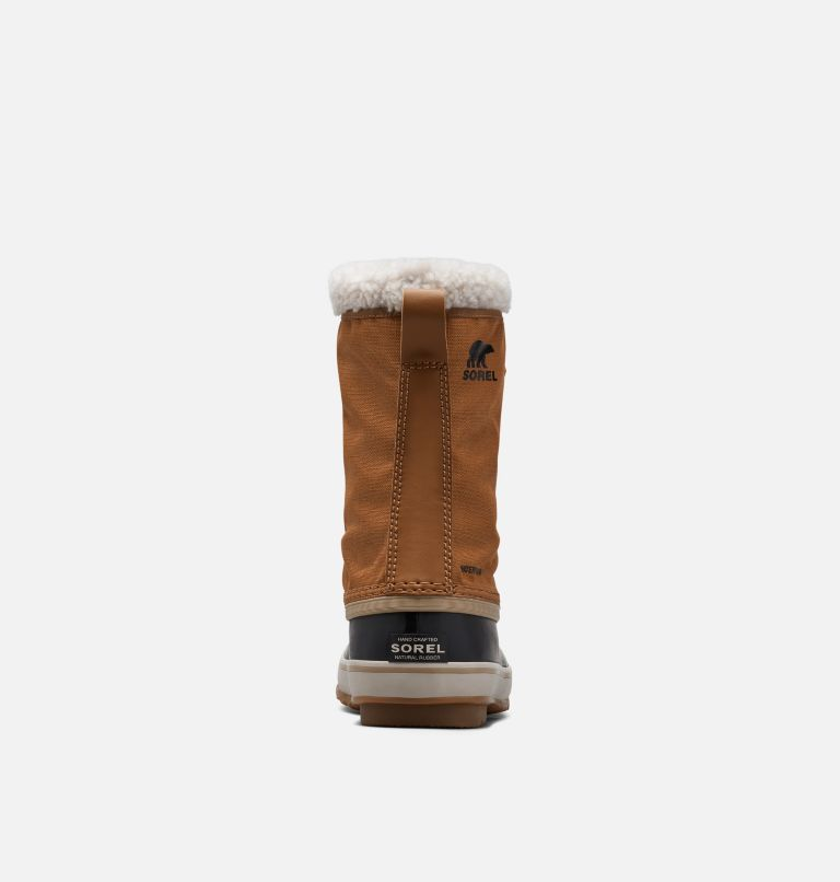 1964 PAC™ NYLON | 224 | 11.5 Bota impermeable de nailon 1964 PAC™ para hombre, Camel Brown, Black, back
