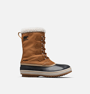 Men's 1964 Pac™ Nylon Boot 1964 PAC™ NYLON | 011 | 10, Camel Brown, Black, front