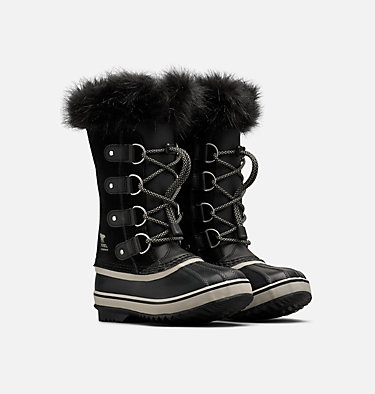 Youth Joan of Arctic™ Boot YOUTH JOAN OF ARCTIC™ | 013 | 1, Black, Dove, 3/4 front