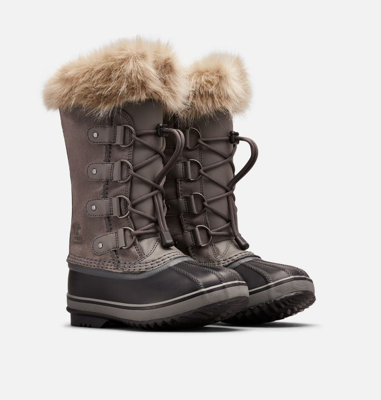 YOUTH JOAN OF ARCTIC™ | 052 | 1 Youth Joan of Arctic™ Boot, Quarry, 3/4 front