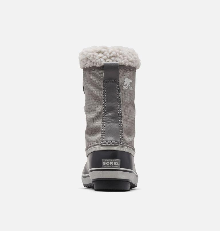 YOOT PAC™ NYLON | 053 | 4 Youth Yoot Pac™ Nylon Snow Boot, Quarry, Dove, back
