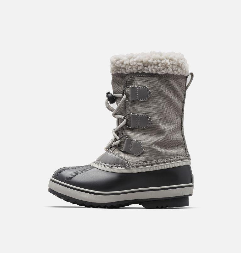YOOT PAC™ NYLON | 053 | 4 Youth Yoot Pac™ Nylon Snow Boot, Quarry, Dove, medial