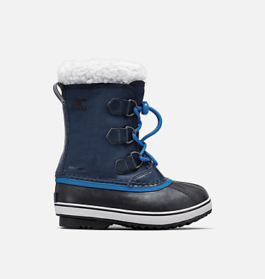 Youth Yoot Pac™ Nylon Boot YOOT PAC™ NYLON | 053 | 1, Collegiate Navy, Super Blue, front
