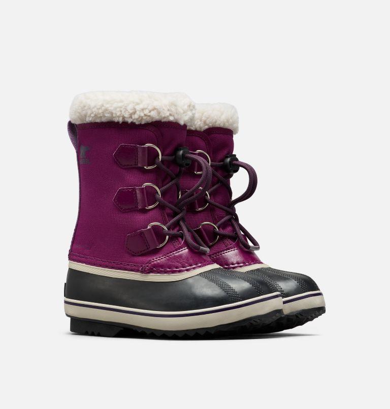 Bota de nieve de nailon Yoot Pac™ para jóvenes Bota de nieve de nailon Yoot Pac™ para jóvenes, 3/4 front