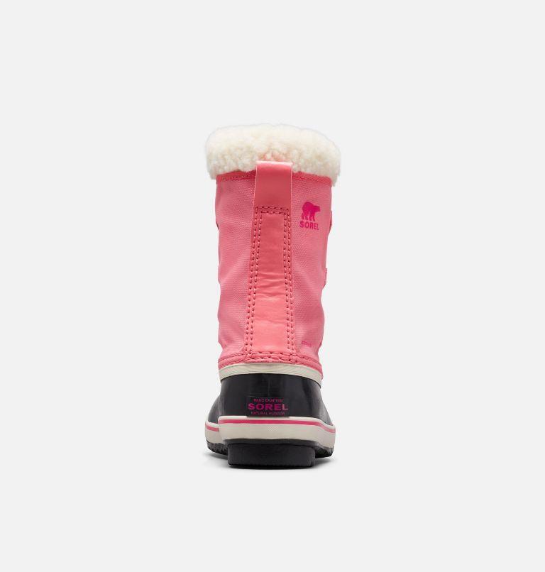 YOOT PAC™ NYLON | 674 | 3 Youth Yoot Pac™ Nylon Boot, Lollipop, Pink Glo, back