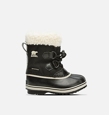Childrens Yoot Pac™ Nylon Boot CHILDRENS YOOT PAC™ NYLON | 053 | 10, Black, front