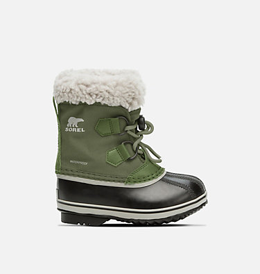 Childrens Yoot Pac™ Nylon Boot CHILDRENS YOOT PAC™ NYLON | 053 | 10, Hiker Green, front