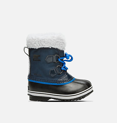 Yoot Pac™ Nylon Stiefel für Kinder CHILDRENS YOOT PAC™ NYLON | 053 | 10, Collegiate Navy, Super Blue, front
