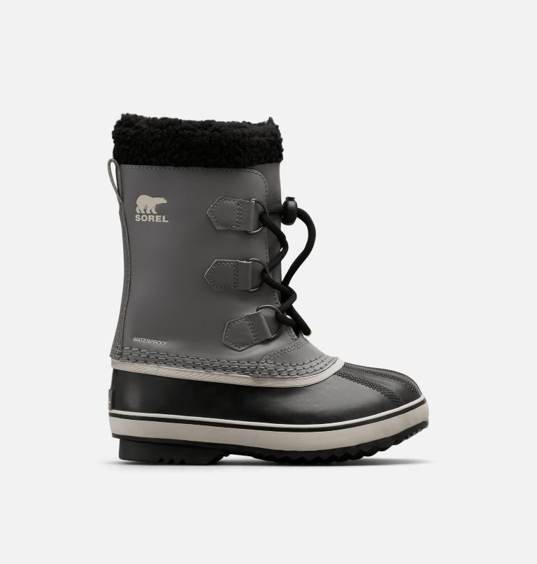 YOOT PAC™ TP | 053 | 1 Kids' Yoot Pac™ Tp Boot, Quarry, Black, front