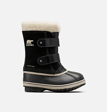 Childrens 1964 Pac™ Strap Boot CHILDRENS 1964 PAC™ STRAP | 010 | 10, Black, front
