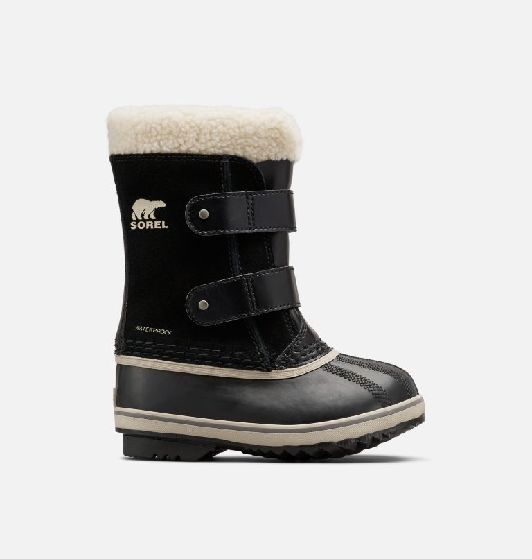 CHILDRENS 1964 PAC™ STRAP   010   12 Children's 1964 Pac™ Strap Boot, Black, front