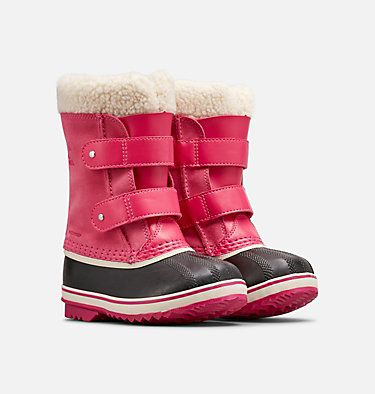 Childrens 1964 Pac™ Strap Boot CHILDRENS 1964 PAC™ STRAP | 010 | 10, Tropic Pink, 3/4 front