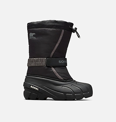 Botte de neige Flurry™ pour les jeunes YOUTH FLURRY™ | 562 | 1, Black, City Grey, front