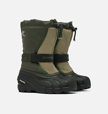 Youth Flurry™ Boot YOUTH FLURRY™ | 562 | 1, Alpine Tundra, 3/4 front