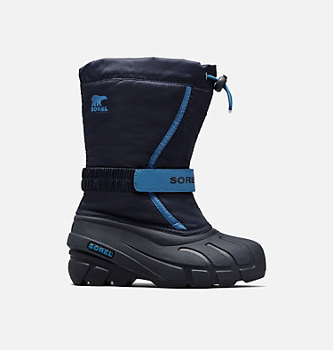 Botte Flurry™ junior YOUTH FLURRY™ | 562 | 1, Collegiate Navy, Atmosphere, front