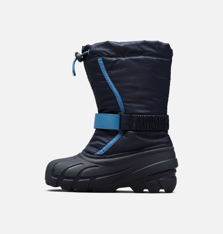 YOUTH FLURRY™ | 464 | 1 Botte Flurry™ junior, Collegiate Navy, Atmosphere, medial