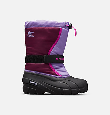 Youth Flurry™ Boot YOUTH FLURRY™ | 562 | 1, Purple Dahlia, Paisley Purple, front