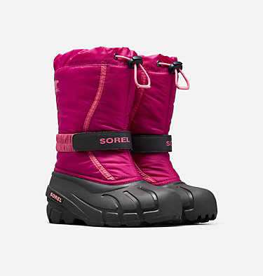 Botte Flurry™ junior YOUTH FLURRY™ | 562 | 1, Deep Blush, Tropic Pink, 3/4 front