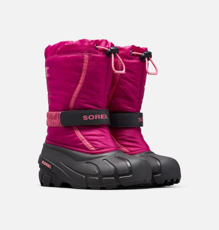 Youth Flurry™ Snow Boot Youth Flurry™ Snow Boot, 3/4 front