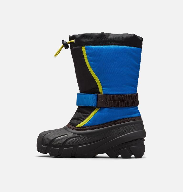CHILDRENS FLURRY™ | 014 | 8 Children's Flurry™ Boot, Black, Super Blue, medial