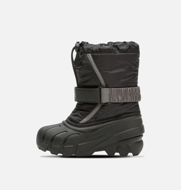 CHILDRENS FLURRY™ | 016 | 9 Childrens Flurry™ Boot, Black, City Grey, medial