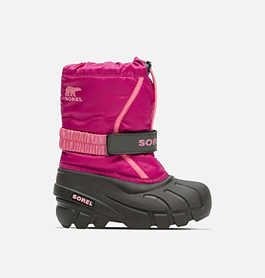 Flurry™ Stiefel für Kinder CHILDRENS FLURRY™ | 562 | 10, Deep Blush, Tropic Pink, front