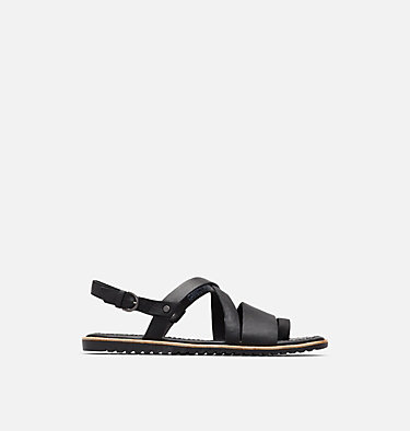 Women's Ella™ Criss Cross Sandal ELLA™ CRISS CROSS | 125 | 5, Black, front