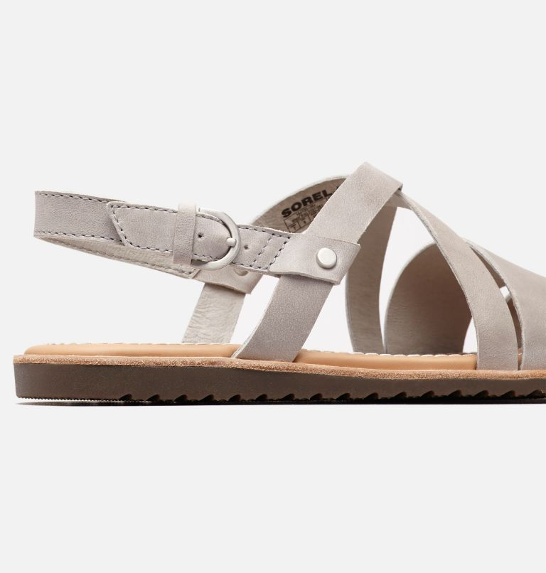 ELLA™ CRISS CROSS | 081 | 10 Women's Ella™ Criss Cross Sandal, Dove, a1
