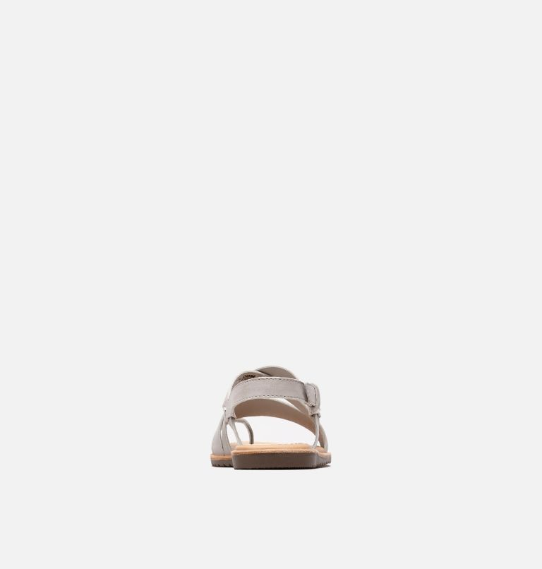 ELLA™ CRISS CROSS | 081 | 10 Women's Ella™ Criss Cross Sandal, Dove, back