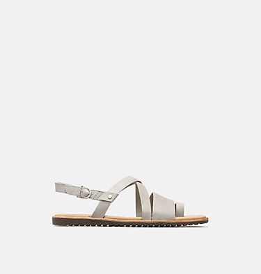 Women's Ella™ Criss Cross Sandal ELLA™ CRISS CROSS | 125 | 5, Dove, front