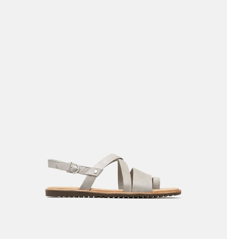 ELLA™ CRISS CROSS | 081 | 10 Women's Ella™ Criss Cross Sandal, Dove, front