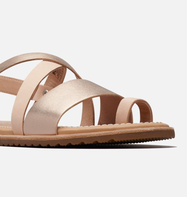 ELLA™ CRISS CROSS | 257 | 10 Women's Ella™ Criss Cross Sandal, Natural Tan, a1
